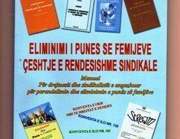 Manuali mbi Eliminimin e Punes se Femijeve